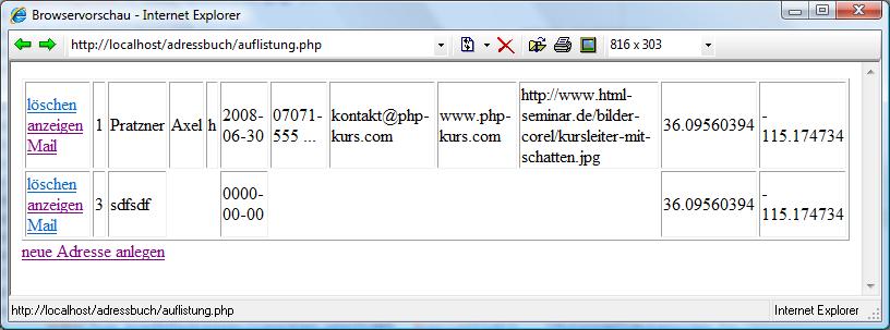 PHP-Kurs.com - PHP programmieren lernen